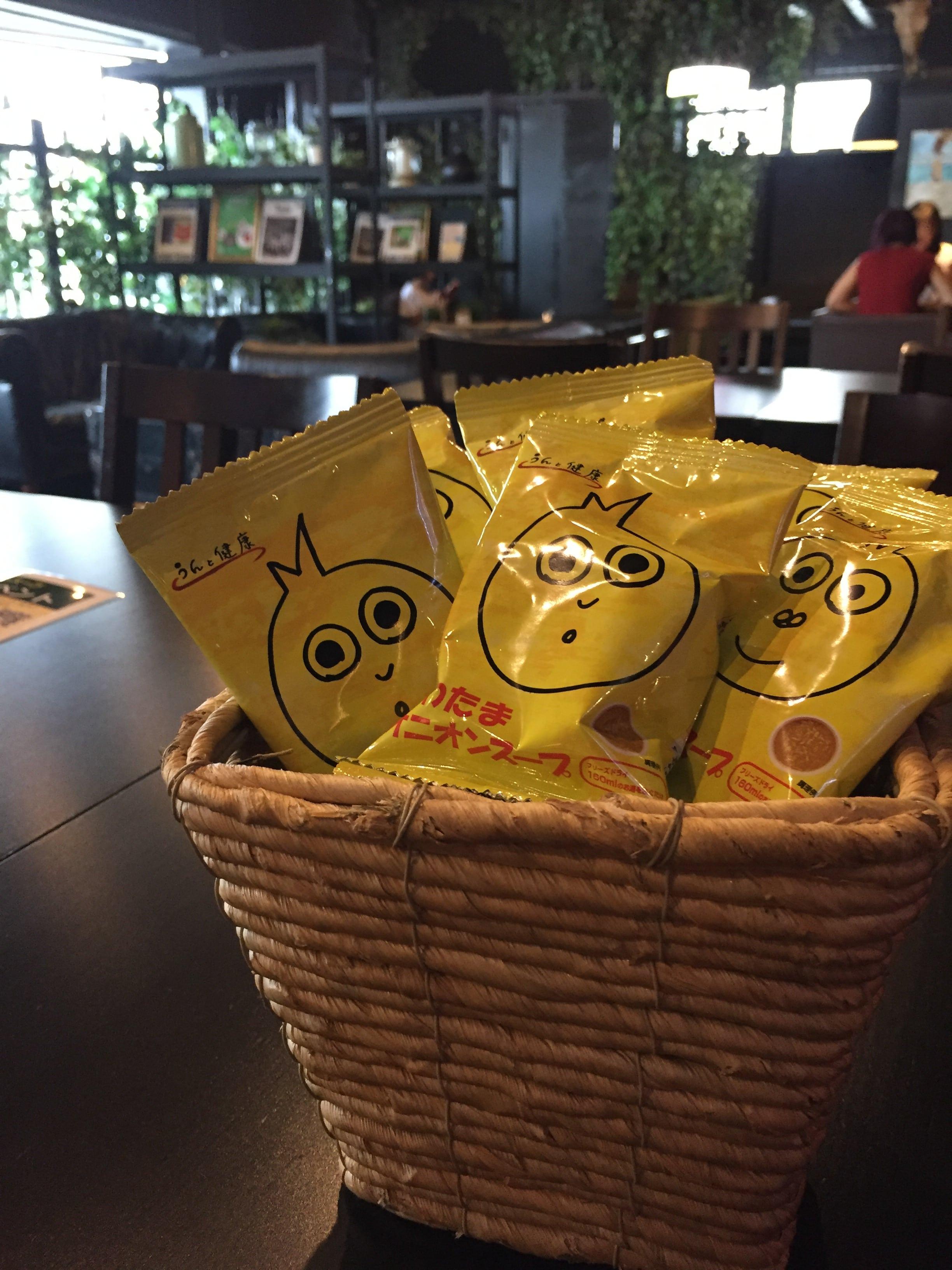 カフェ店頭でのテストマーケティング