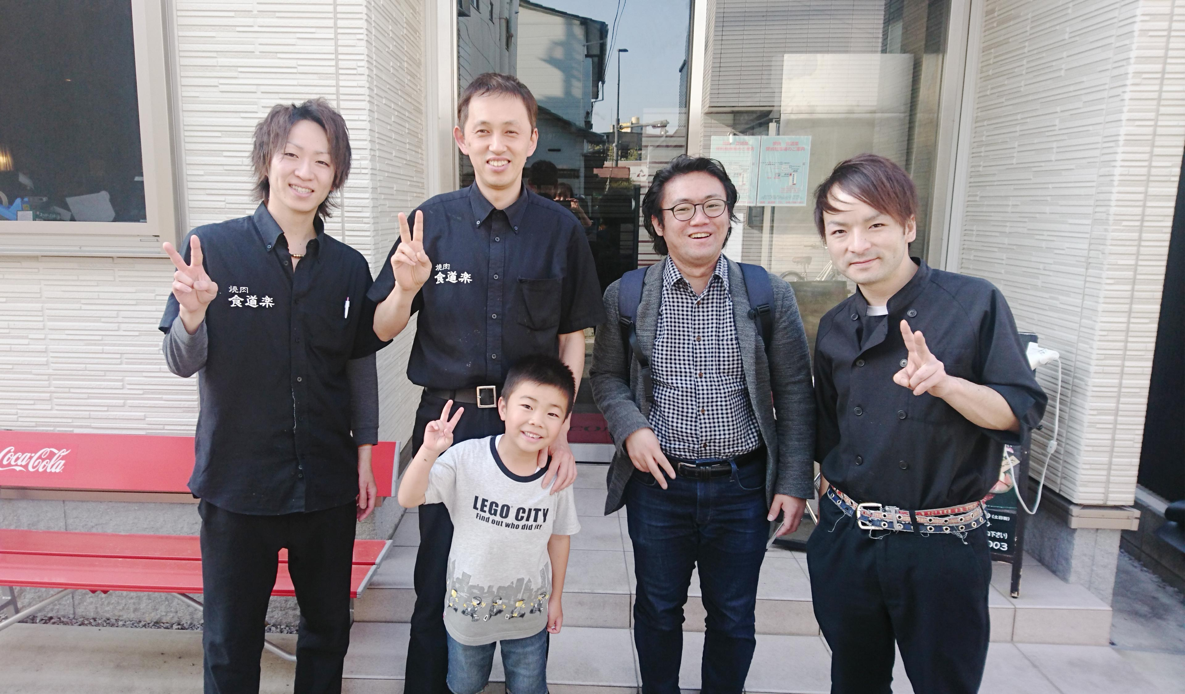 祝卒業-3年間を振り返って- 代表取締役 新井敏夫