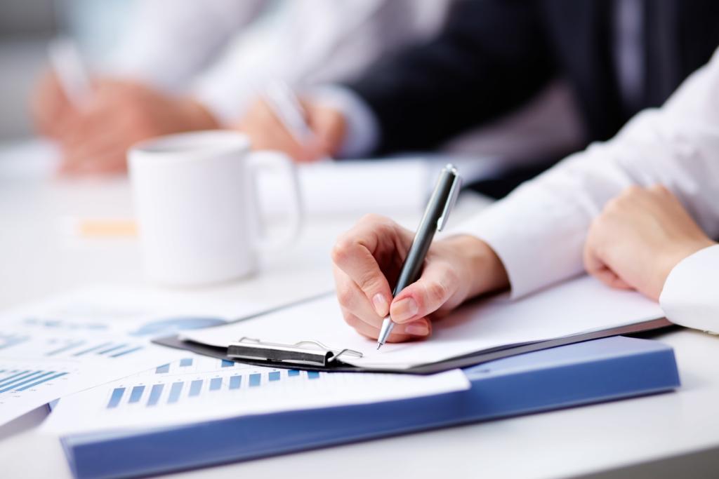 新規事業の事業計画書を書いてみる