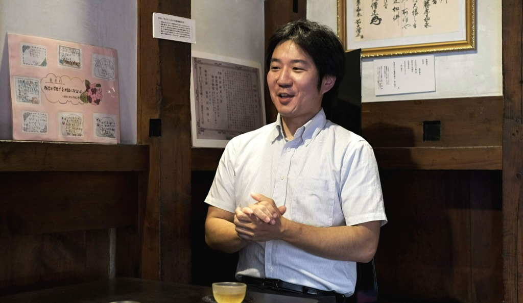 専務取締役 山﨑 淳紀様