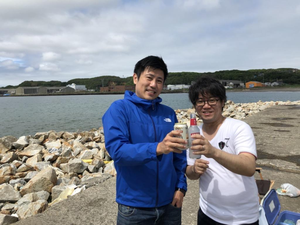 NEXTHAGIOの萩尾さんとコンサルタントの伊澤