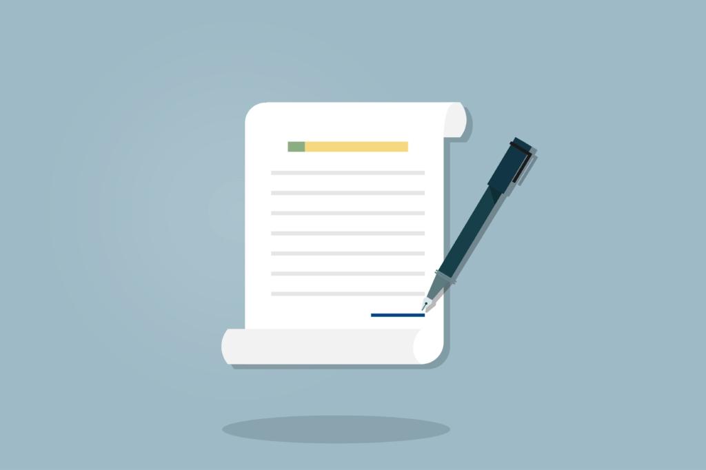 事業計画書のテンプレート