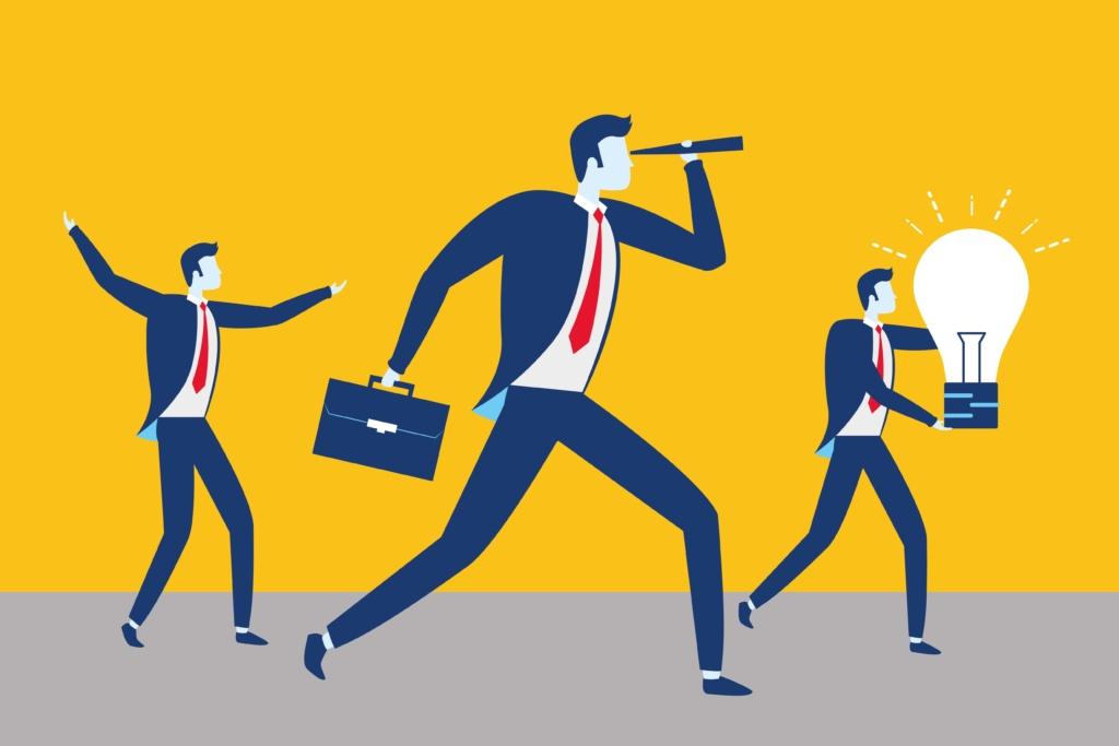 新規事業に対する将来への見通しの立て方