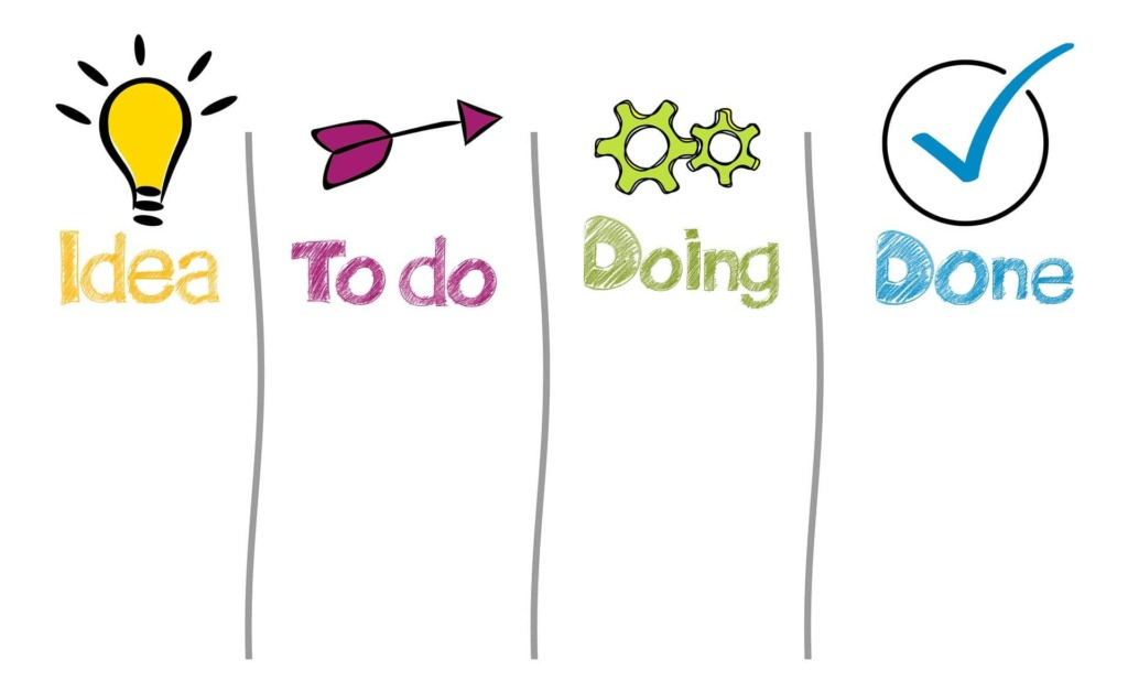 ステップ6. 具体的な行動計画の立案