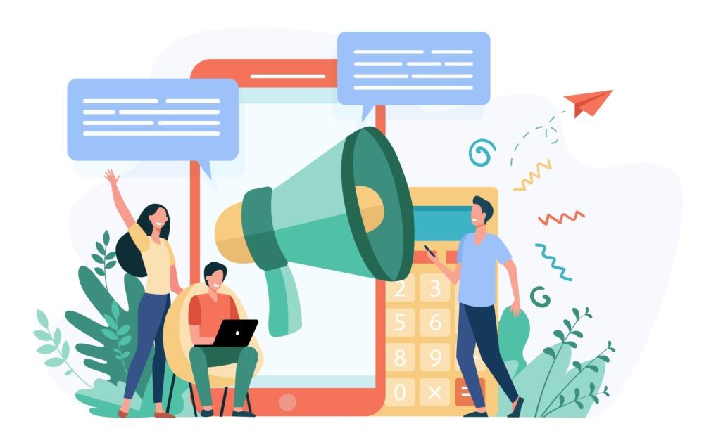 商品の宣伝の仕方と顧客へのアプローチの方法